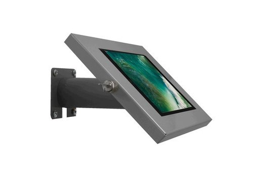 "Tablethouder wand-tafelmontage iPad 9.7""  & 10.5"" Securo 9-11"" tablets grijs"