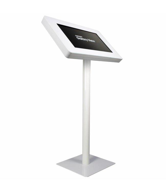 """Bravour Tablet Bodenständer für Samsung Galaxy View 18.4"""" zoll, Fino, Weiss"""