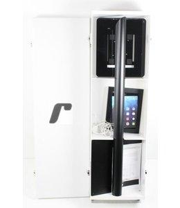 Bravour Lager und transportcase für tabletbodenstand klein