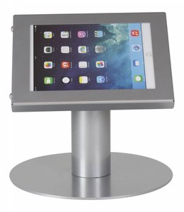 Desk standing tablet holder for tablets 7-8 inch, Securo