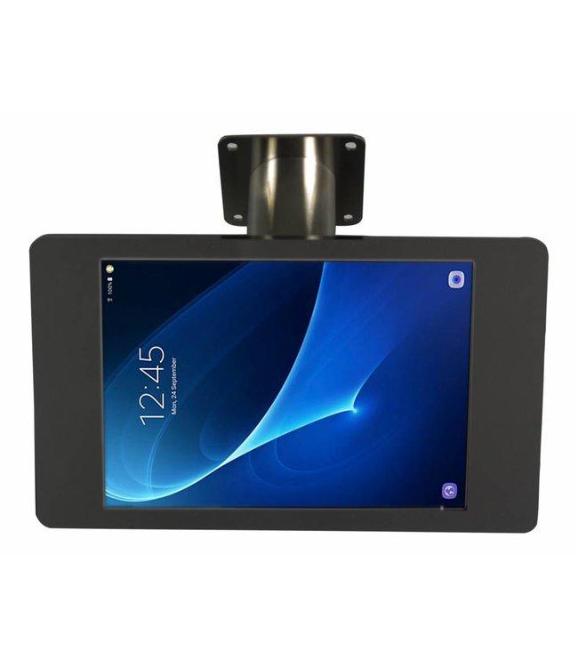 tablet wand tischhalterung f r samsung tab e 9 6 fino. Black Bedroom Furniture Sets. Home Design Ideas