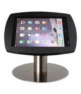 "Bravour iPad Desk Stand for iPad Air/iPad Pro 9.7"", Lusso, black/stainless steel"