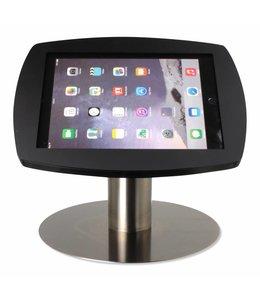 """iPad Tischständer für iPad 2017/iPad Air/iPad Pro 9.7"""", Lusso, Schwarz/Edelstahl"""