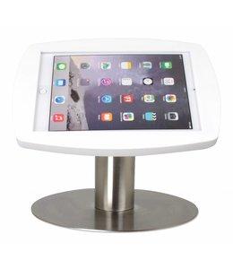 """iPad Tischständer für iPad 2017/iPad Air/iPad Pro 9.7"""", Lusso, Weiss/Edelstahl"""