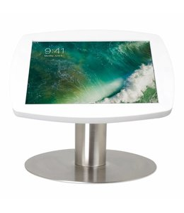 "Bravour iPad Desk Stand for iPad Pro 10.5"", Lusso, white/stainless steel"