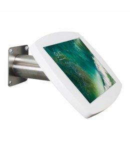 """iPad tafelstandaard vast/wandhouder voor iPad Pro 10.5"""", Lusso, wit/rvs"""