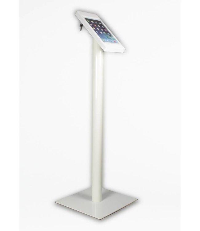 Bravour iPad Floor Stand for iPad 2/3/4, Fino, white