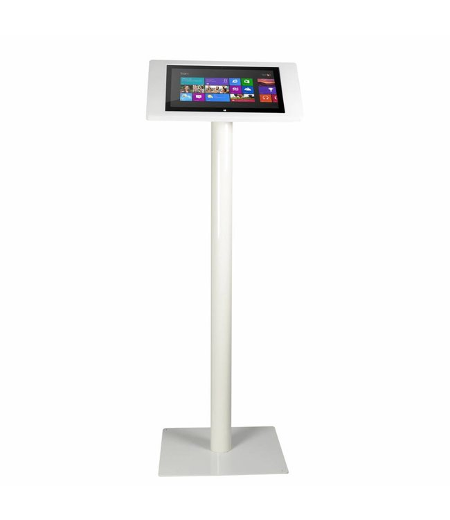 Bravour Tablet Floor Stand for Microsoft Surface Pro 4 Fino, white