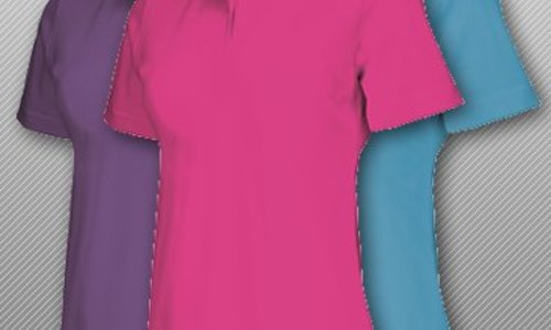 Fitted Polo Shirt Ladies