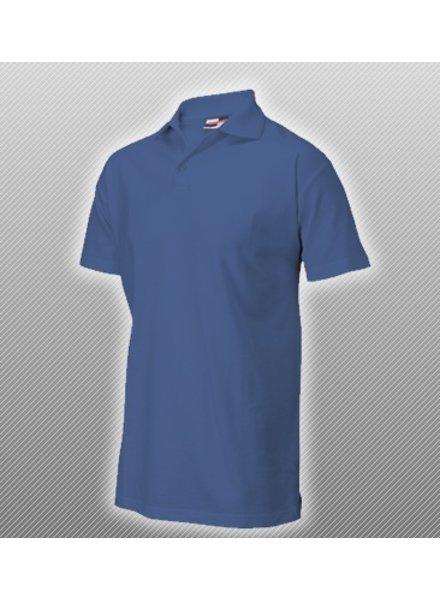 Polo Shirt Koningsblauw