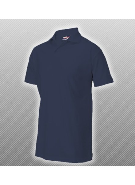 Polo Shirt Donker Blauw