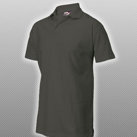 Polo Shirt Antracite Melange