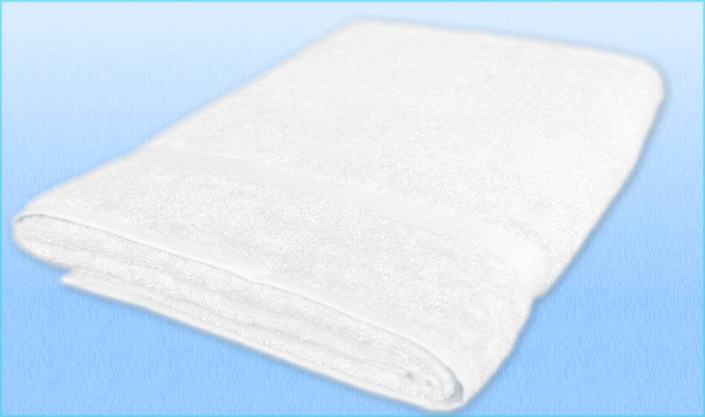 Beach Towel White