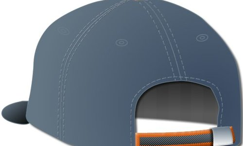 Cap with Clip or Velcro clusure