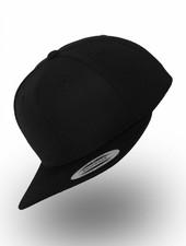 Yupoong Custom Snapback Black