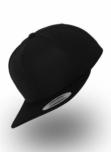 Flexfit by Yupoong Custom Snapback Black