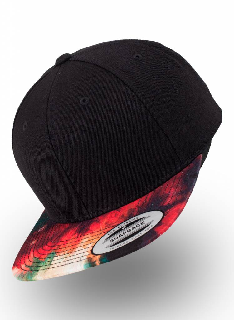 Flexfit by Yupoong Snapback Oil Paint