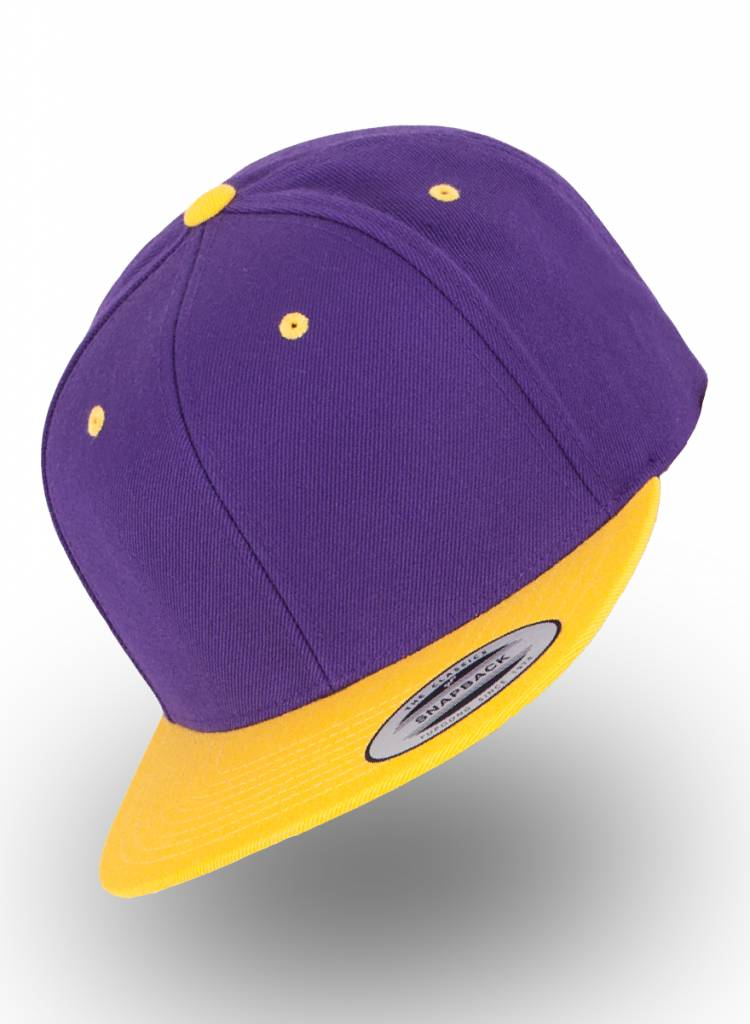 9a1c9d2d0eb Flexfit by Yupoong Flexfit LA Lakers Style - Personalised headwear