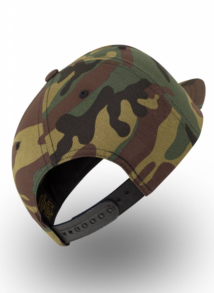 Flexfit by Yupoong Camo Classic Snapback