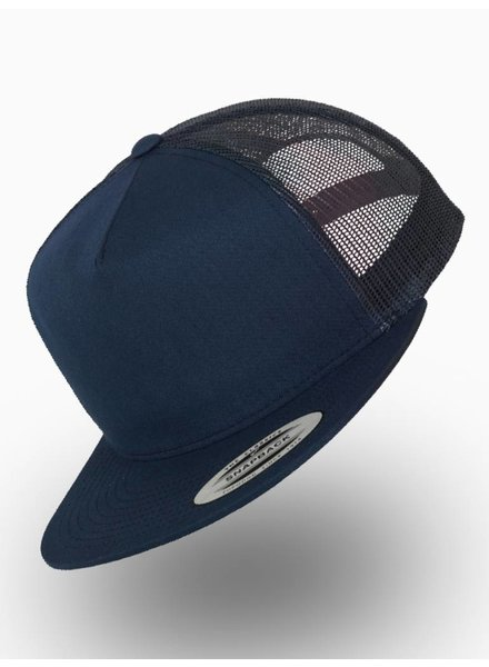 Yupoong Flexfit Truckers Cap Dark Navy