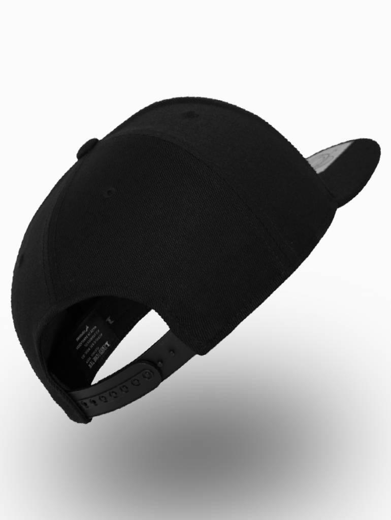 Yupoong Flexfit Snapback 110F Black