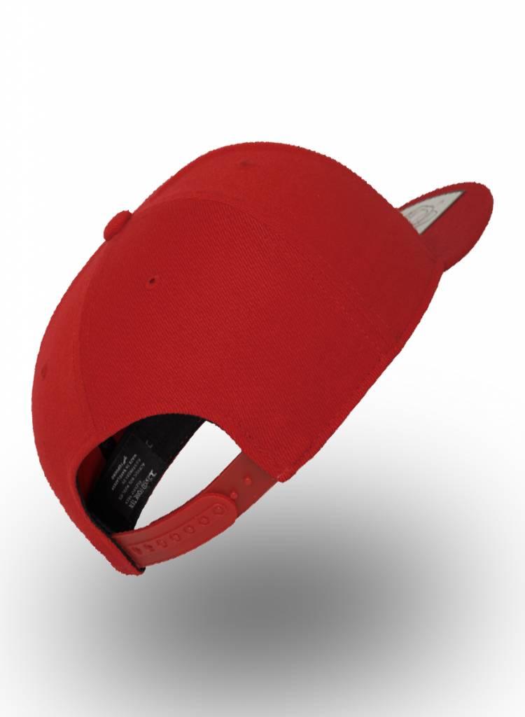 Flexfit by Yupoong Flexfit Snapback 110F Red