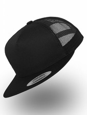 Yupoong Flexfit Truckers Cap Black