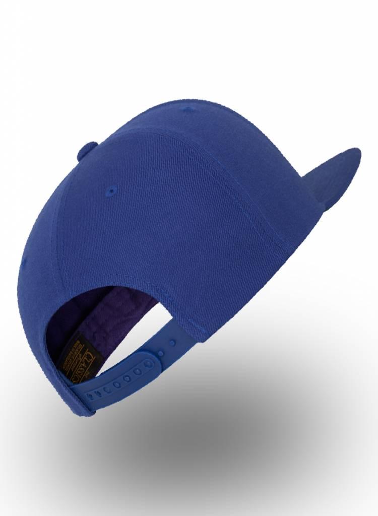 Flexfit by Yupoong Flexfit Snapback Koningsblauw