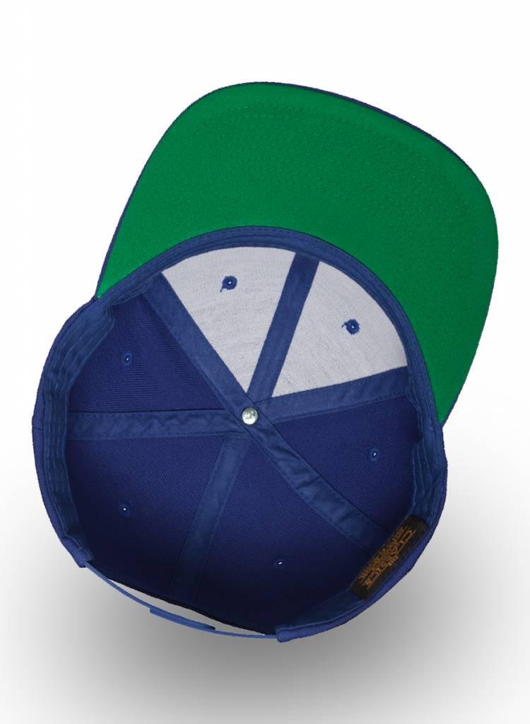 Yupoong Flexfit Snapback Royal Blue