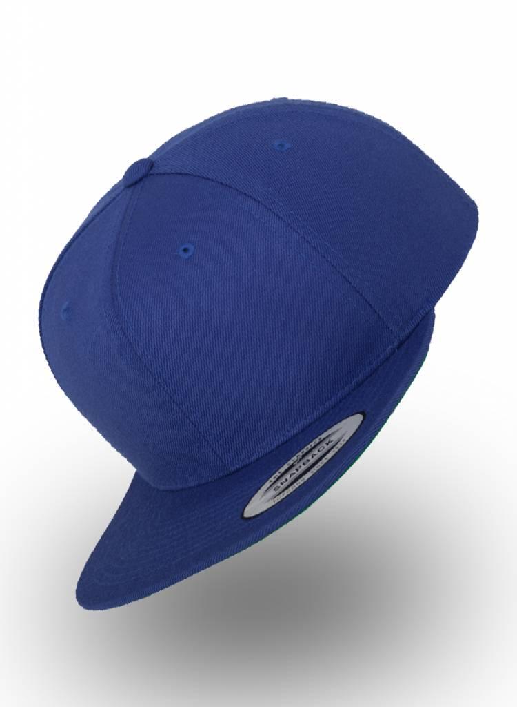 Yupoong Snapback Koningsblauw