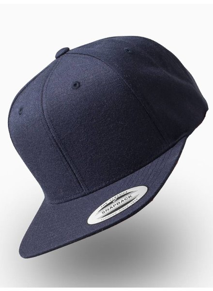 Flexfit by Yupoong Kids Classic Snapback Navy