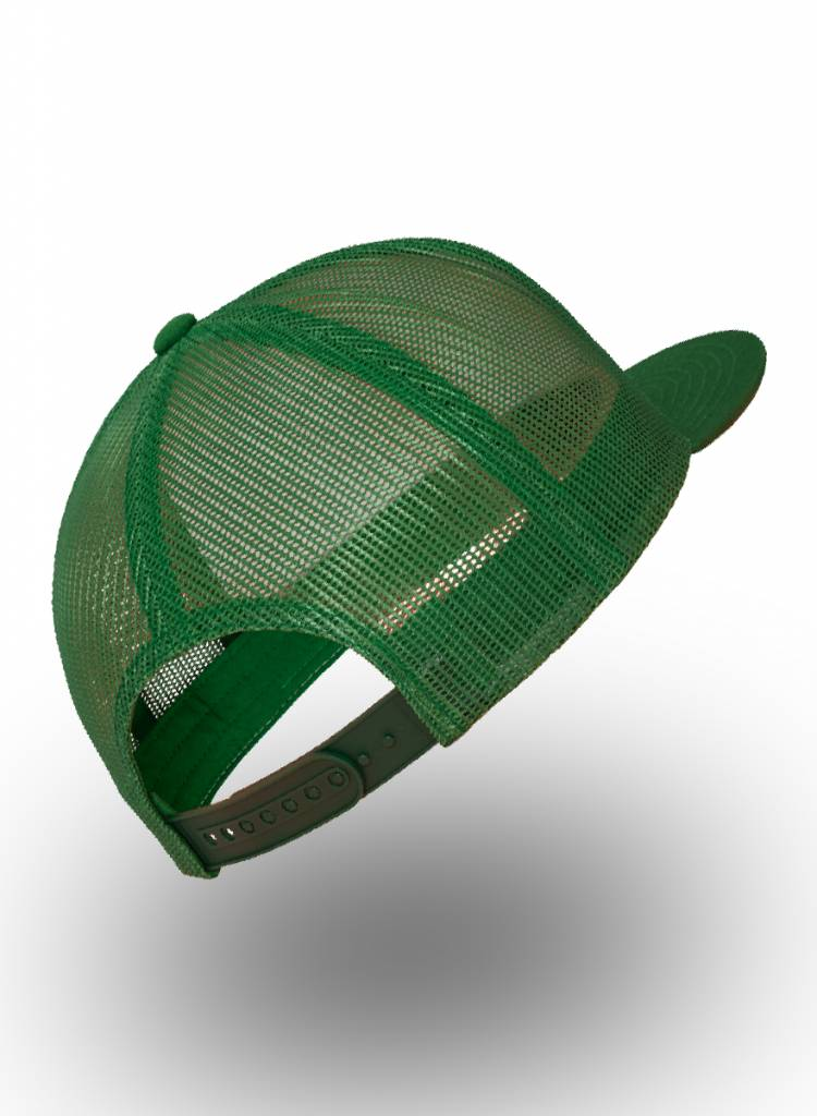 Yupoong Flexfit Truckers Cap Green