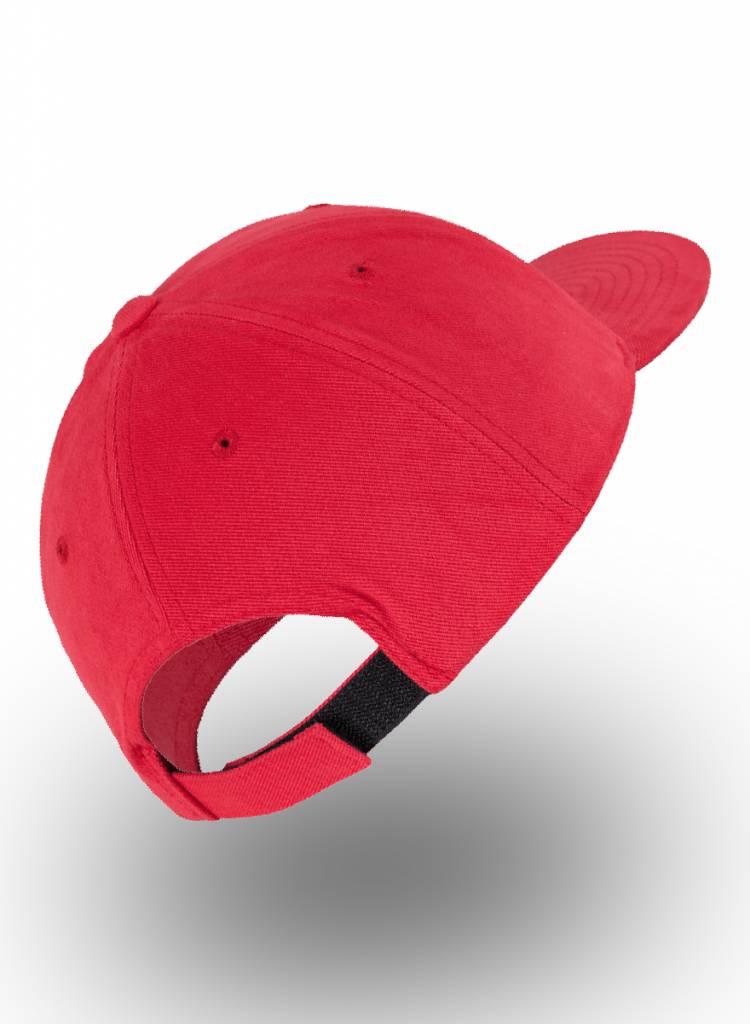 Yupoong Flexfit Cap Rood