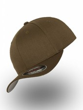 Yupoong Baseball Cap Fitted Olive