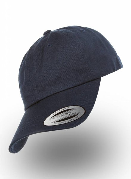 Yupoong Dad Cap Navy