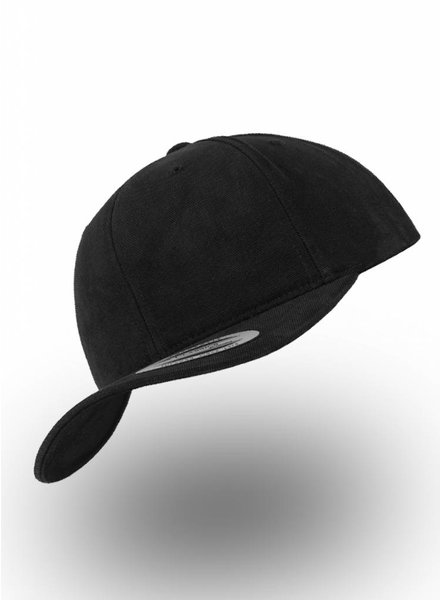 Yupoong Flexfit Cap Black