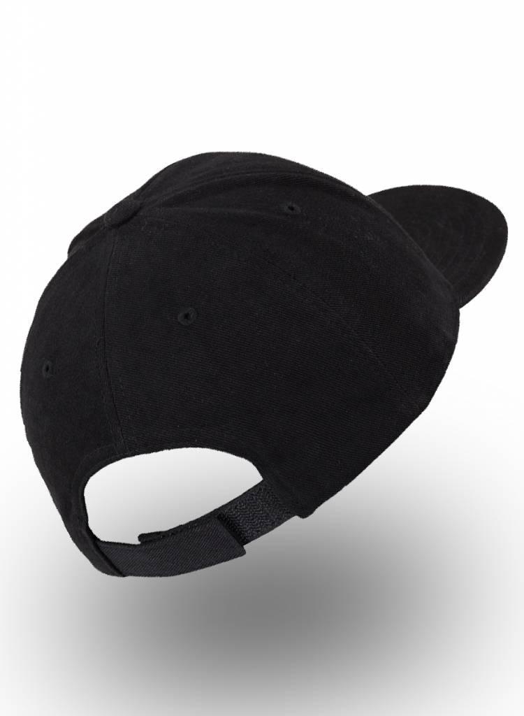 Yupoong Flexfit Cap zwart