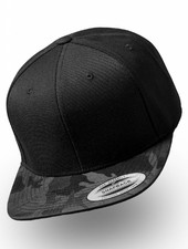 Flexfit by Yupoong Snapback Camo black