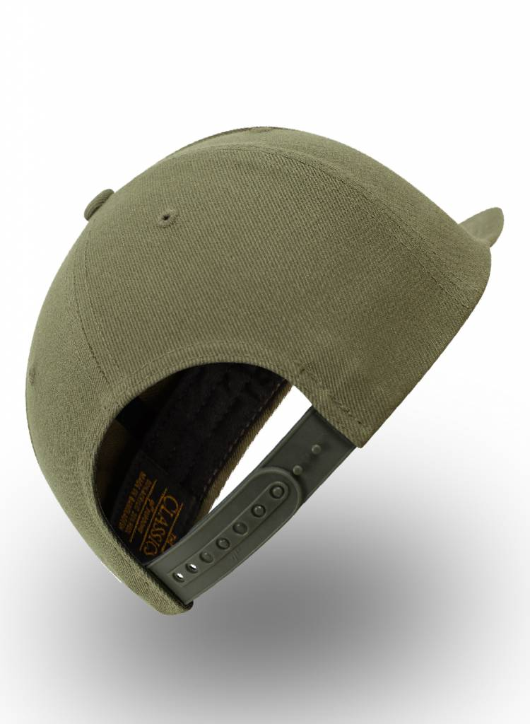 Yupoong Snapback Buck / Olive