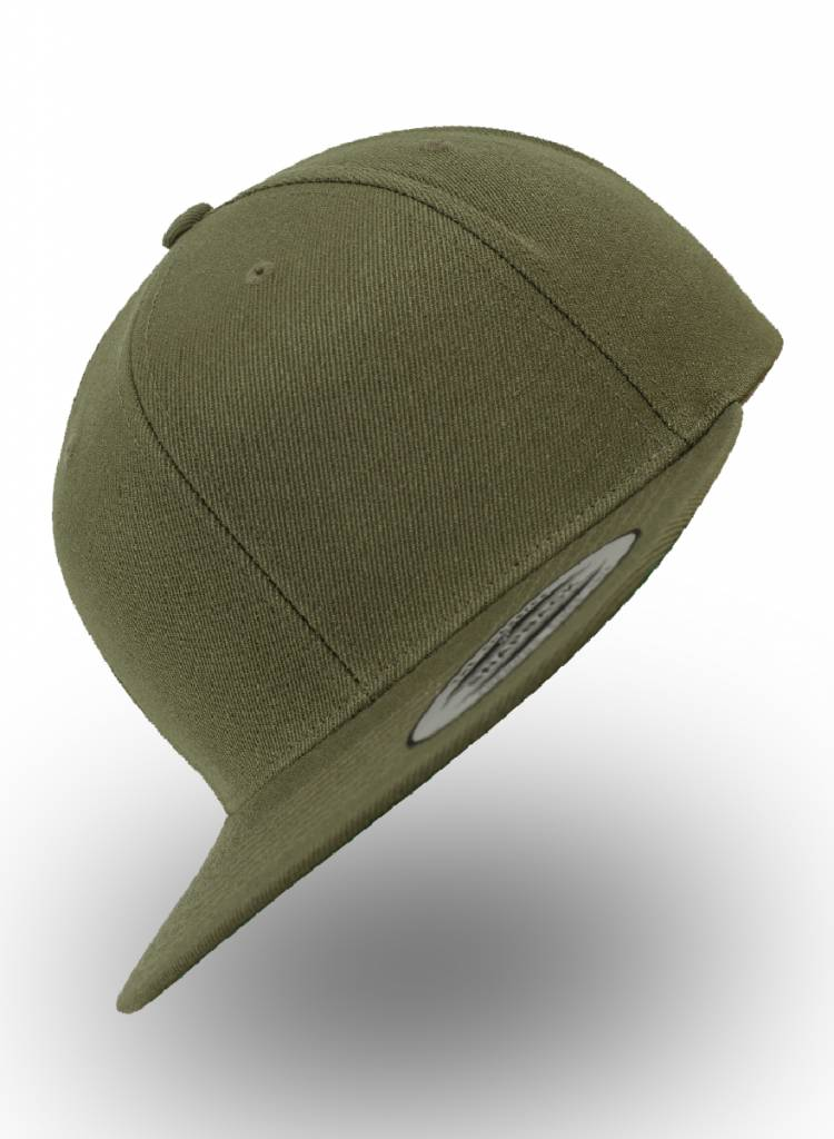Flexfit by Yupoong Snapback Buck / Olive