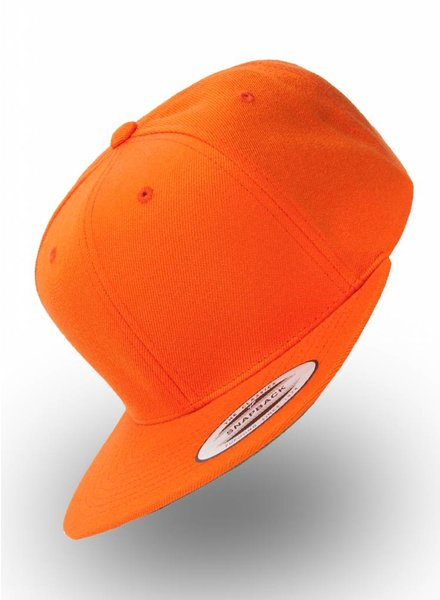 Yupoong Snapback Orange