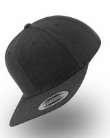 Yupoong Flexfit Snapback Full Black - Copy