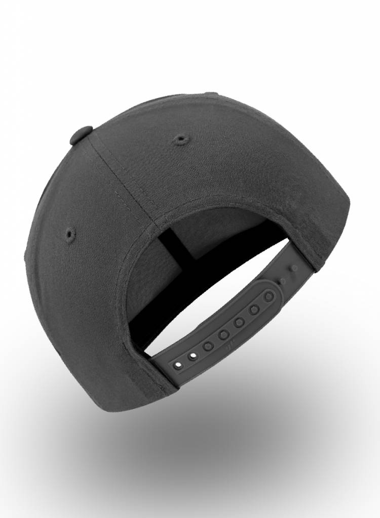 Yupoong Baseball cap Snapback Black