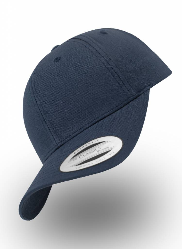 Yupoong Curved Classic Snapback - Copy