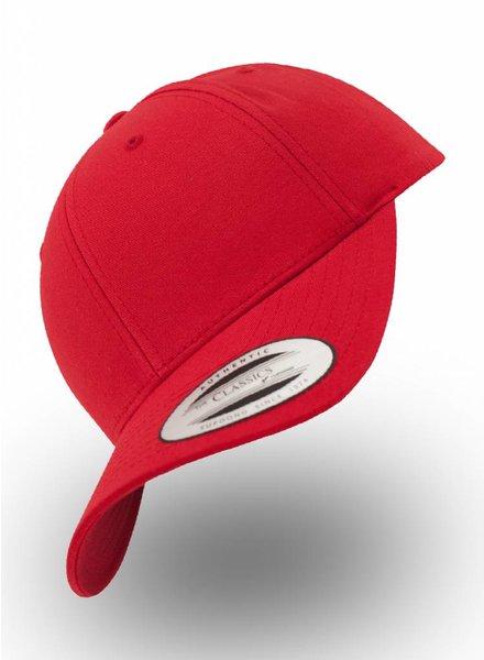 Yupoong Baseball cap Snapback Red
