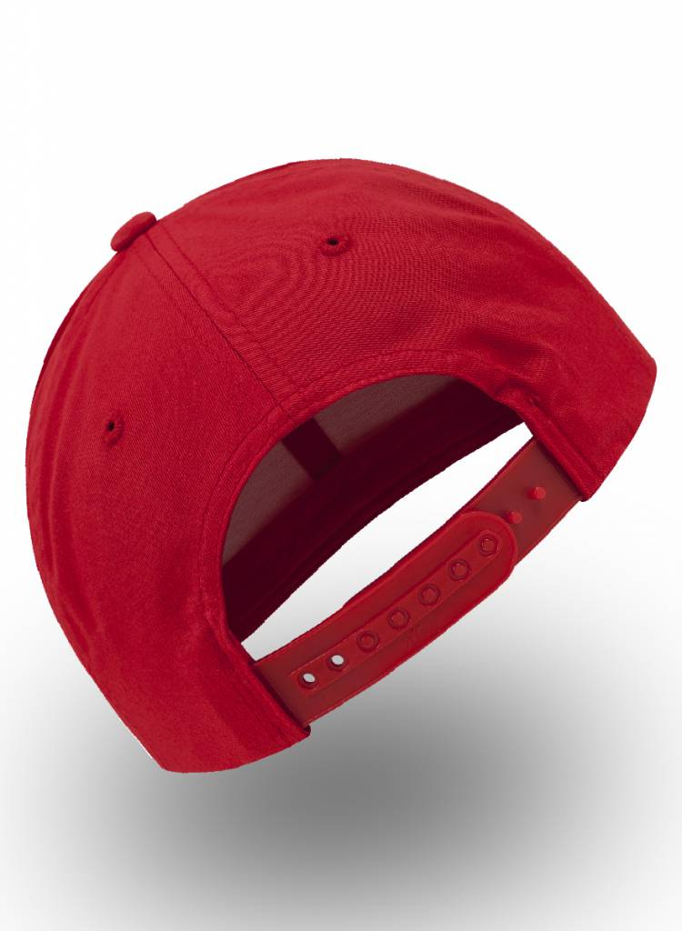 Flexfit by Yupoong Baseball cap Snapback Red