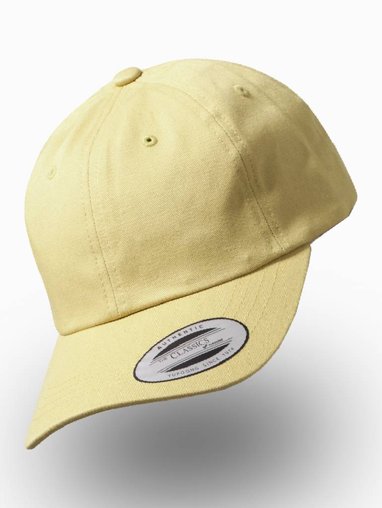 Flexfit by Yupoong Dad Cap Curry