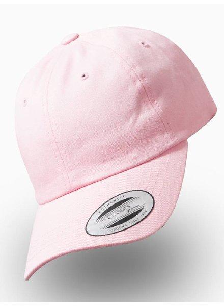 Yupoong Dad Cap Pink