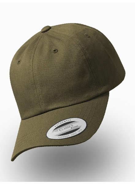 Yupoong Dad Cap Buck / Olive