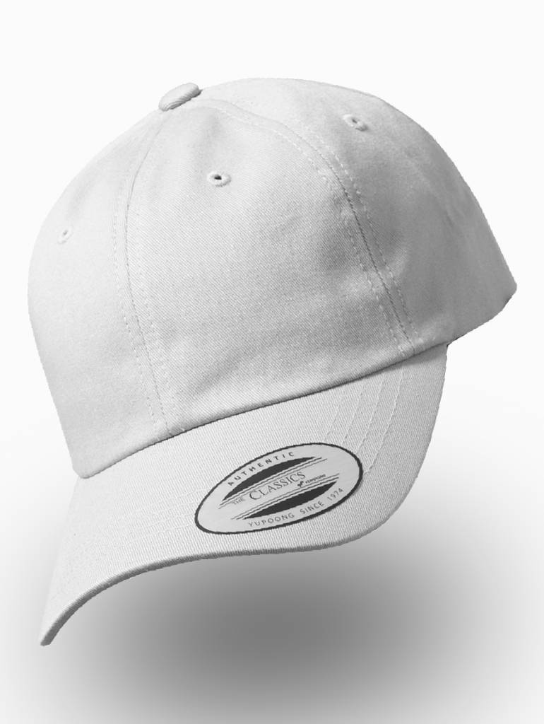 Flexfit by Yupoong Dad Cap Silver